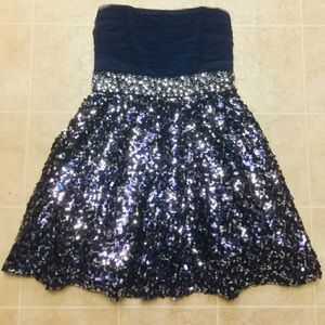 Beautiful sparkly dress
